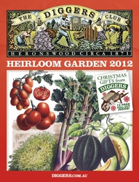 Digger's Club new catalogue featuring Heirloom plant seeds. These traditional varieties of vegetables are GMO free and are often tastier than the supermarket varieties that have been cultivated more for their abilitiy to travel and their cosmetic appeal.