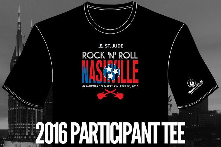 Rock 'n' Roll Nashville Marathon, Half Marathon & 5K Races 2016