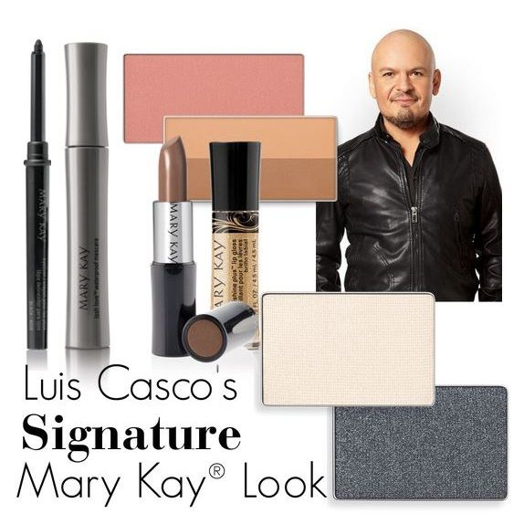 Meet Mary Kay Global Makeup Artist Luis Casco.  Born in El Salvador and trained in Paris, Luis has always had a great appreciation for what is beautiful. Learn more about Luis and his signature Mary Kay look!
