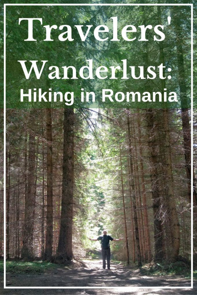 Travelers' Wanderlust- Hiking in Romania