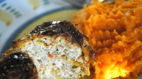 Chipotle BBQ Turkey Mini Meatloves | gluten/dairy/soy/corn/egg free ...
