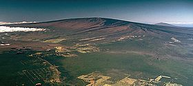 Mauna Loa is the largest subaerial volcano in both mass and volume, and has historically been considered the largest volcano on Earth.