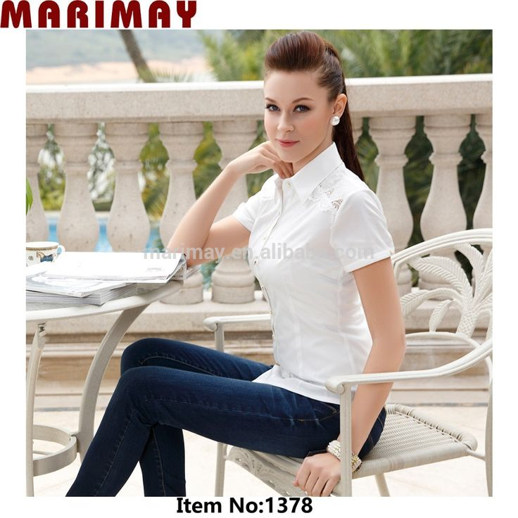 women formal blouse designs modelos de blusas manga models short sleeve blouses