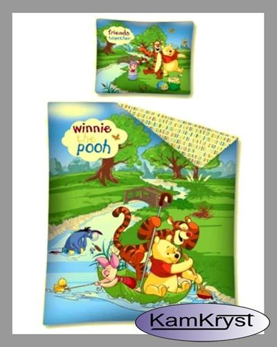 Bedding Winnie the Pooh 160x200 | Pościel Kubuś Puchatek 160x200cm