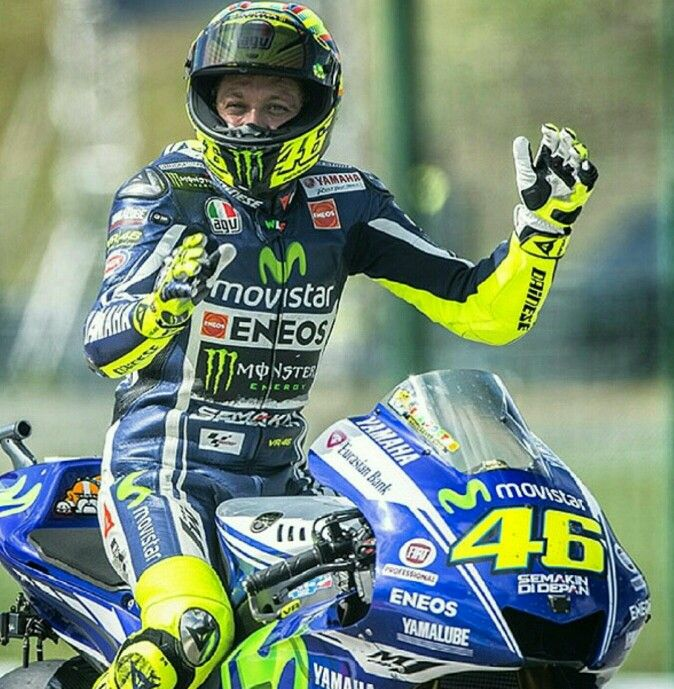 Pin by Sammi Perry on Valentino Rossi | Pinterest | Valentino rossi, Vr46 and Motogp