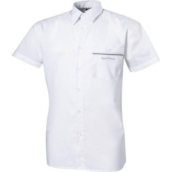 Camicia equitazione uomo da concorso modello Marco by Equi-Thème.