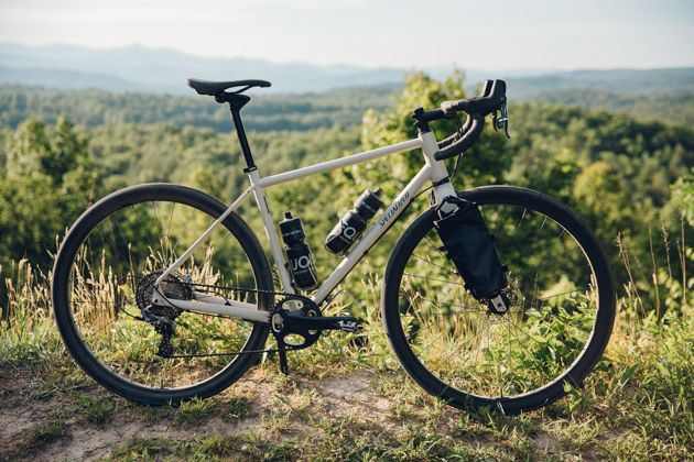Specialized revives Sequoia name for adventure road bike