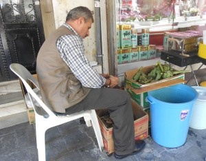 Mestieri turchi 4: il carciofaro
