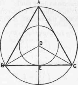 432. - Perpendicular, In Triangle Of Known Sides