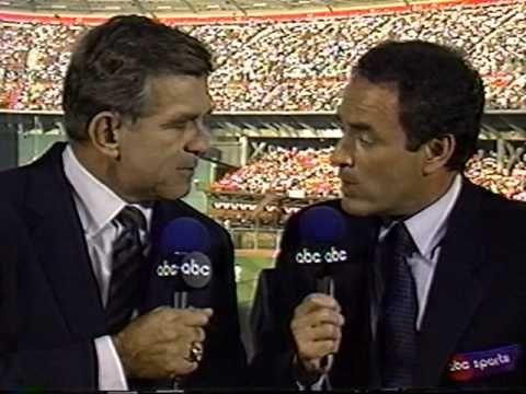 REMEMBER WHEN: ABC 1989 World Series Game 3 Earthquake via CBS Eye on Baseball  Read the full story here: http://www.cbssports.com/mlb/eye-on-baseball/24097070/world-series-remember-when-earthquake-interrupts-1989-series