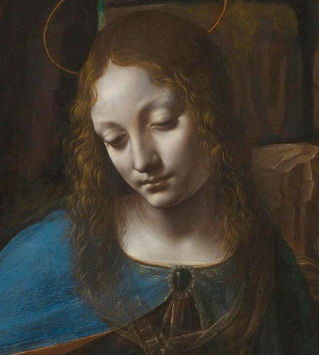 Leonardo da Vinci, Sziklás Madonna (1495-1508)