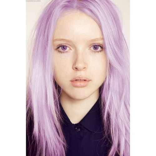 """Pastel Hair Color to """"Dye"""" For! www.hollywoodhairreport.com"""