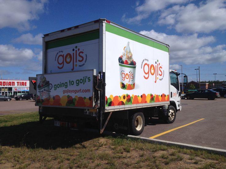 goji truck