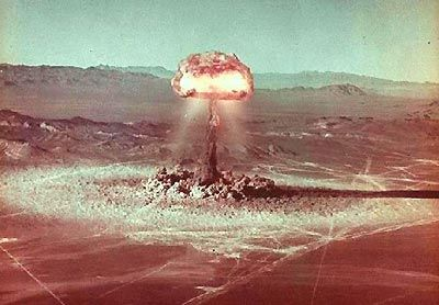 Nuclear bombs, Hiroshima, Nagasaki, 200,000 people killed — George ...