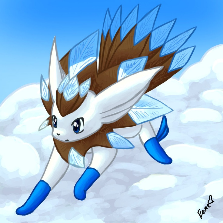 128 best images about Fake Eeveelutions on Pinterest