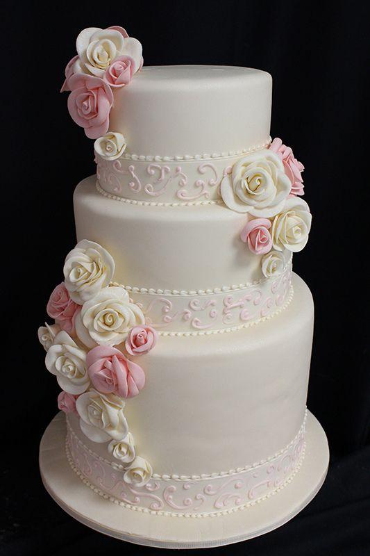 Scroll and sugar roses | Flickr - Photo Sharing!