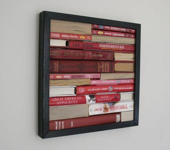 Book Framed