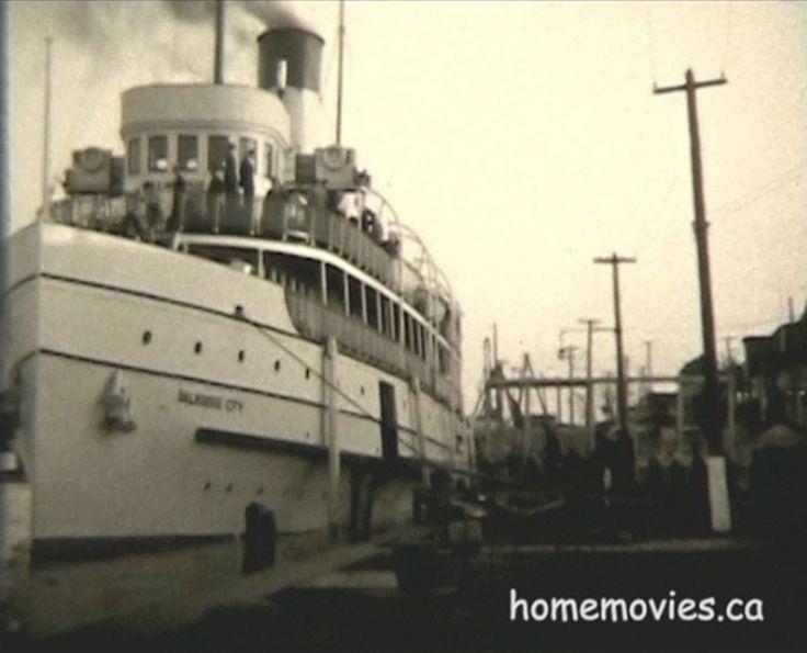 1929 Lake Steamers Toronto to Port Dalhousie Lakeside Park and return 15...