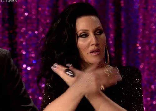 How would Michelle Visage react to your runway looks?