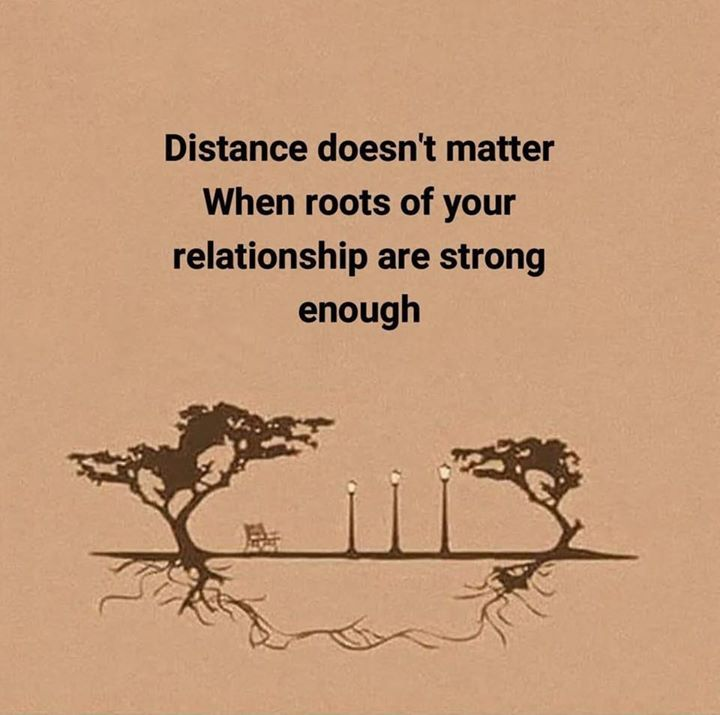 Distance Doesnt Matter Positive Quotes Friends Quotes Quotes Inspirational Positive