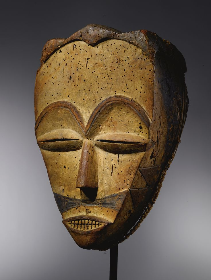 Africa | Fang Mask, Gabon. | Prior to 1967.