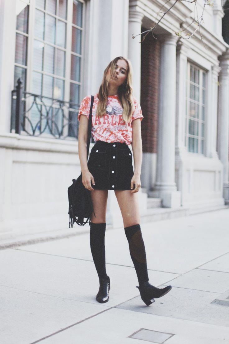Short Skirt Fail