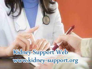 Creatinine and GFR are two common indicator of kidney function, according to their level, we can see what stage is the patient in. Then if patient's creatinine level is 1.5 but the GFR level is 34 what stage of Renal Failure are the patien
