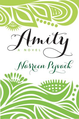 """Amity"" - Nasreen Pejvack: A window to the wreckage caused by war, leaving behind destruction, displacement, pain and struggle. This is a story about Yugoslavia's dissolution and Iran's revolution. Payvand, an Iranian refugee and activist, meets Ragusa, a Yugoslavian refugee who is ready to walk into the water and end her life. The two women form a strong bond as Payvand listens to Ragusa's story and Ragusa decides to stay alive long enough to hear Payvand's story. $22.95"