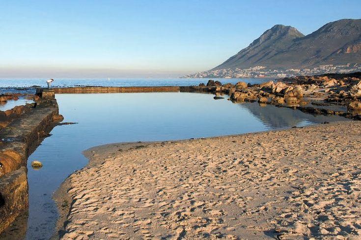 Tidal Pools in Cape Town: Glencairn