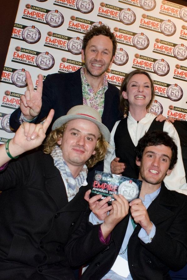 """¡¡Creadores del remake chileno de Spiderman cuentan su """"estrategia de éxito"""" para llegar a los Jameson Empire Awards 2013!! http://ow.ly/eM83g"""