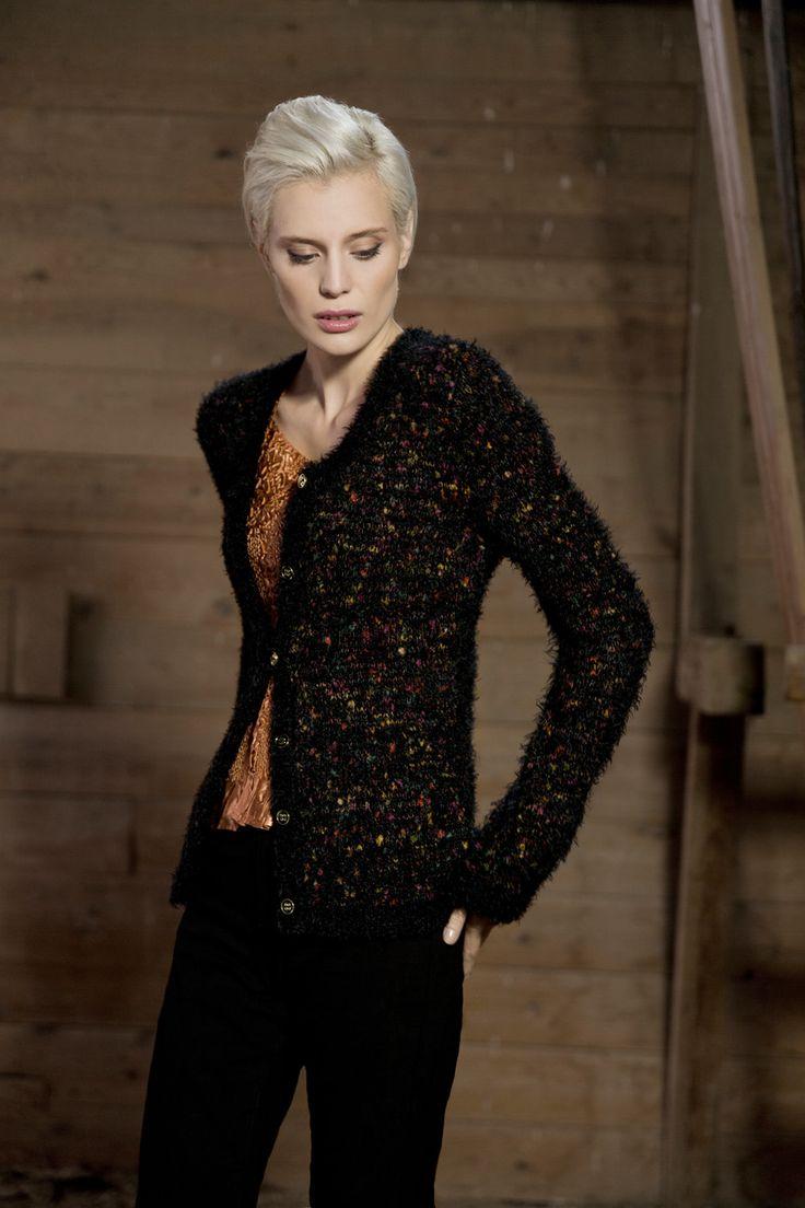 Kriss fashion. Cardigan. www.kriss.eu
