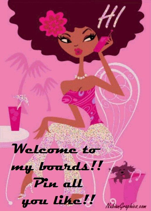 Welcome to my boards!! Pin all you like!!