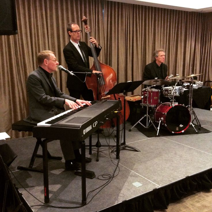 John Roby Trio at @standrewsclub #caaa2015