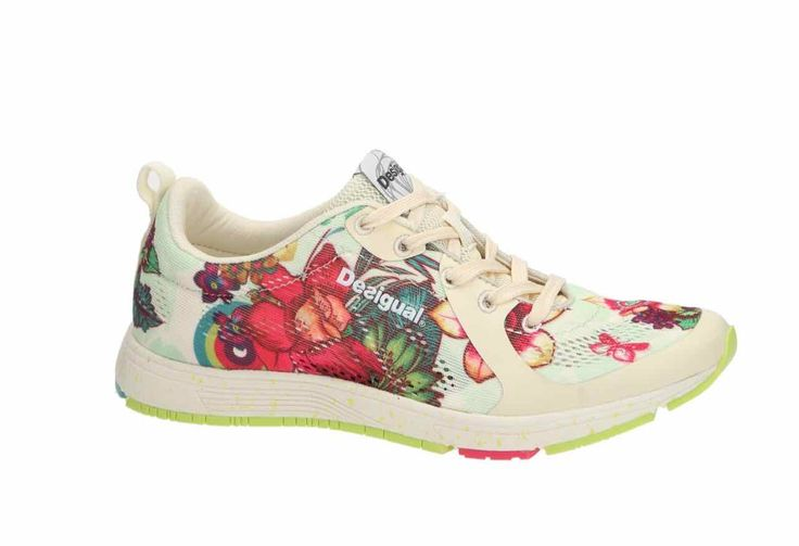 60DS1A6_1013 Desigual Running Shoes X-Lite 2.0 T