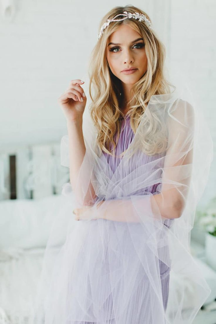 90 best Purple Themed Weddings images on Pinterest | Bridal ...