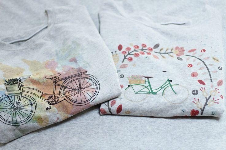 Sweatshirts -digital printed with bikes   shop www.theITem.co   #sweatshirt #print #bike #theitem #theitemclothing