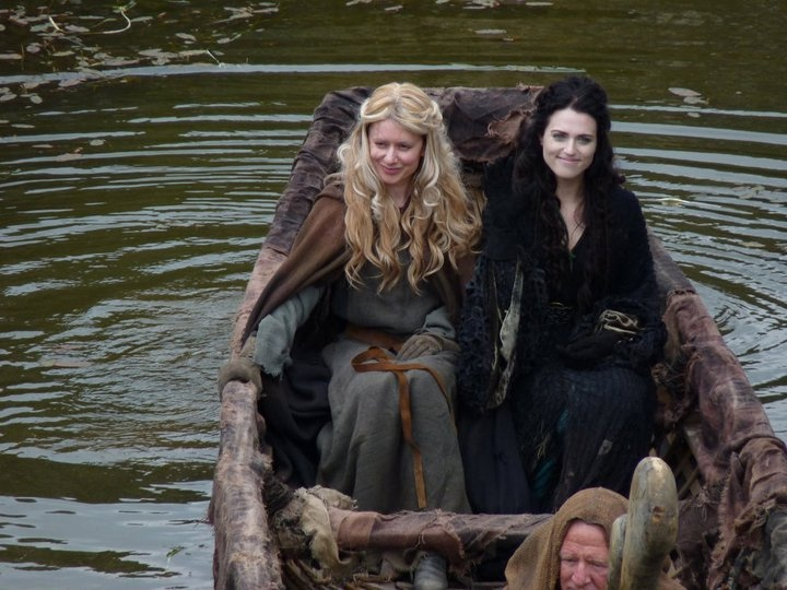 Morgause And Morgana Merlin Pinterest Sisters