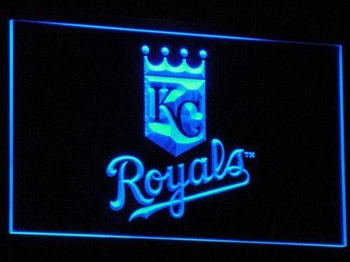 Kansas City Royals LED Neon Sign Light NLB Baseball Sports Team  #Unbranded #KansasCityRoyals