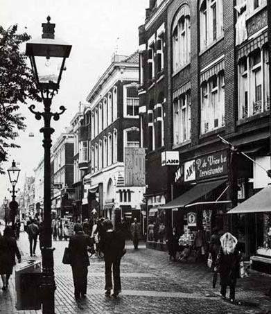 Oude Binnenweg still looks exact the same