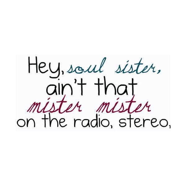 Hey Soul Sister- Train
