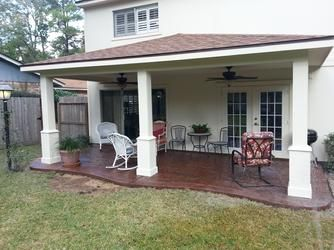 Patio Cover Friendswood