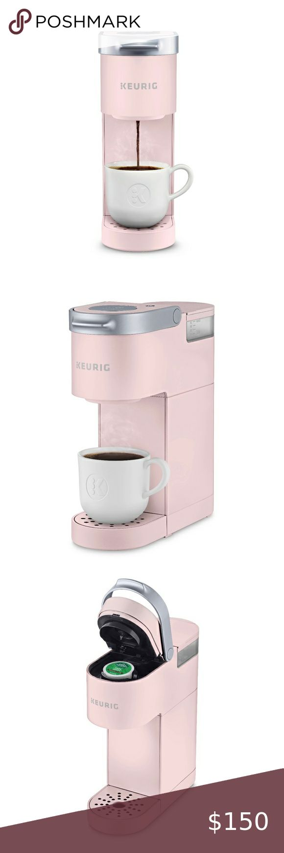 *Limited Edition* Color - Dusty Rose Mini Keurig Hard to find limited edition Dusty Rose Pink ...