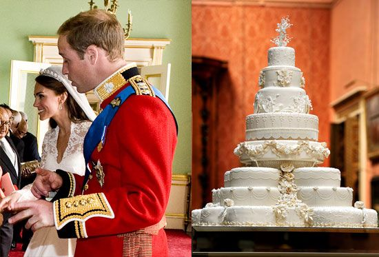 prince william wedding cake recipe a look at prince william and kate middleton s royal 18794