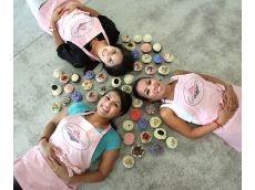 McAllen bakers on Cupcake Wars on Food Network. #cupcakewarks #foodnetwork