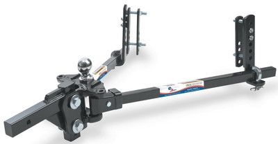 Fastway 92-00-0600 Trunnion Weight Distribution Hitch