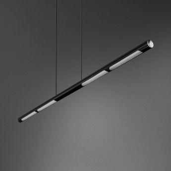 Nowoczesna lampa wisząca z serii Thin Tube - producent Aquaform. #Aquaform #Thin_Tube #lampa_wisząca #nowoczesne_oświetlenie #lampa_do_biura #oświetlenie_do_jadalni #nowość #design #lampy_kraków #abanet #lampy_abanet #abanet_kraków