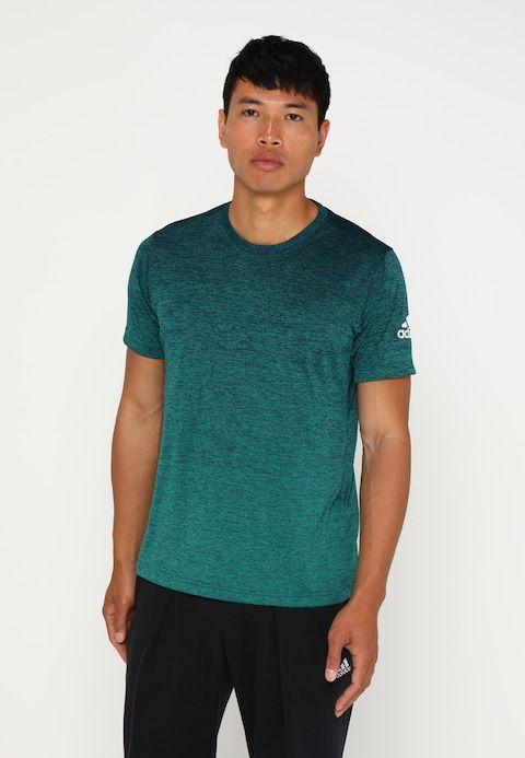 Basic Gradi Freelift co GreenZalando Shirt uk T PukZTOXi