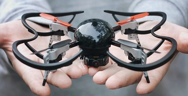 71g Micro Drone 3.0 Shoots 720p