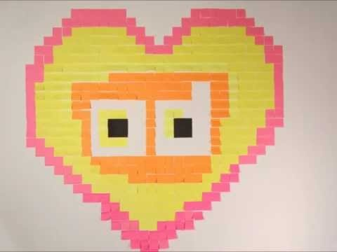 This stop-motion video was produced by Webnode using more than 450 pictures.  it was made to thank all participants who entered our valentines contest.   We love our job! :)