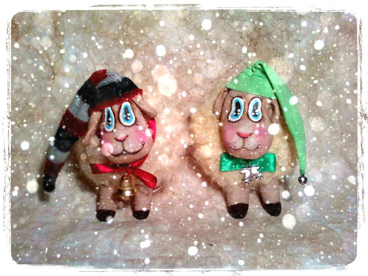 И падал снег...  http://tata-toys.blogspot.ru/